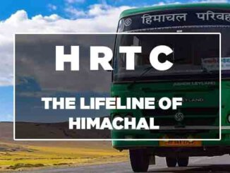 HRTC the lifeline of himachal