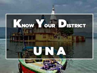know our district una