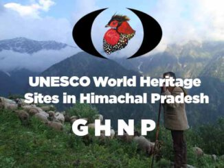 unesco world heritage sites in himachal pradesh G H N P