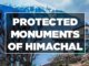PROTECTED MONUMENTS OF HIMACHAL
