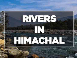 rivers in himachal