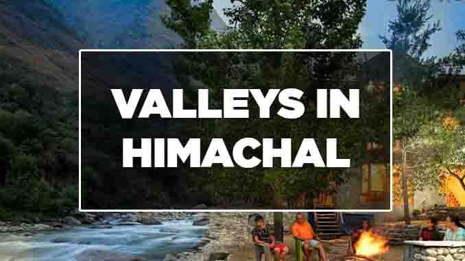 VALLEY IN HIMACHAL